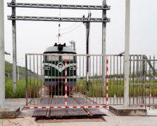 全国案例|广州电力机车不锈钢悬浮门3套