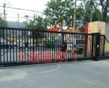 全国案例|北京净空8米带锯齿直线悬浮门