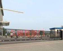 全国案例|吉林市国家电网18米直线悬浮门