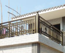 铝艺阳台护栏 JR315