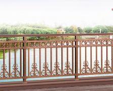 铝艺阳台护栏 JR316