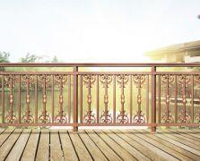 铝艺阳台护栏 JR318