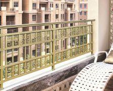 铝艺阳台护栏 JR319