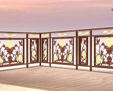 铝艺阳台护栏 JR320