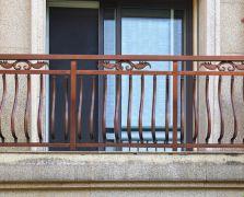 铝艺阳台护栏 JR323