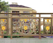 铝艺阳台护栏 JR325